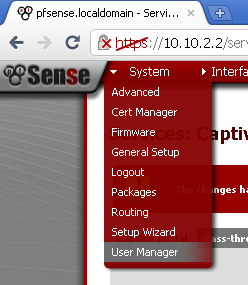 pfSense 2 0 RC1 Configure Captive Portal for Guests with
