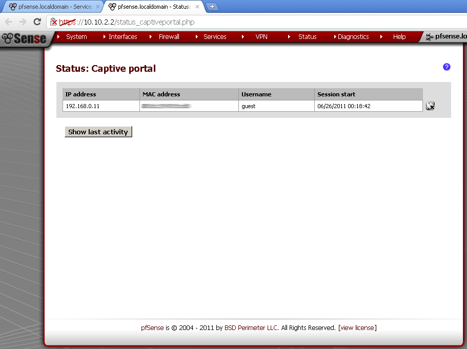 pfSense 2 0 RC1 - Customize Captive Portal Pages and