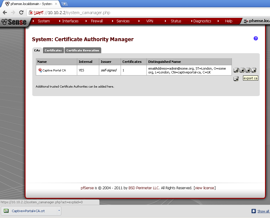 pfSense 2 0 RC1 - Customize Captive Portal Pages and implement HTTPS