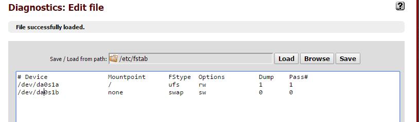 pfSense 2.2 Upgrade 10
